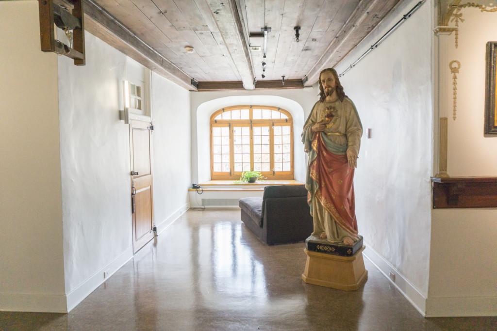 Couloir du Monastère de Québec