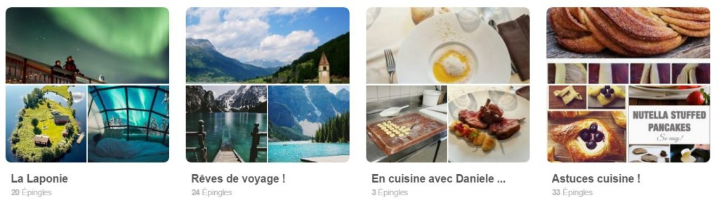 Evasions Gourmandes sur Pinterest