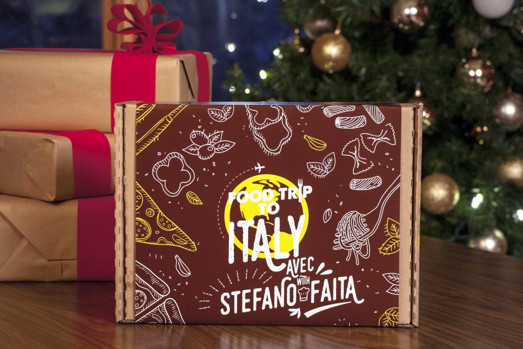 Food Trip To Italie