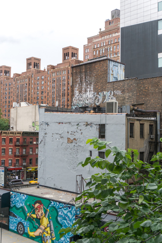 Graffiti - Voyage à New York