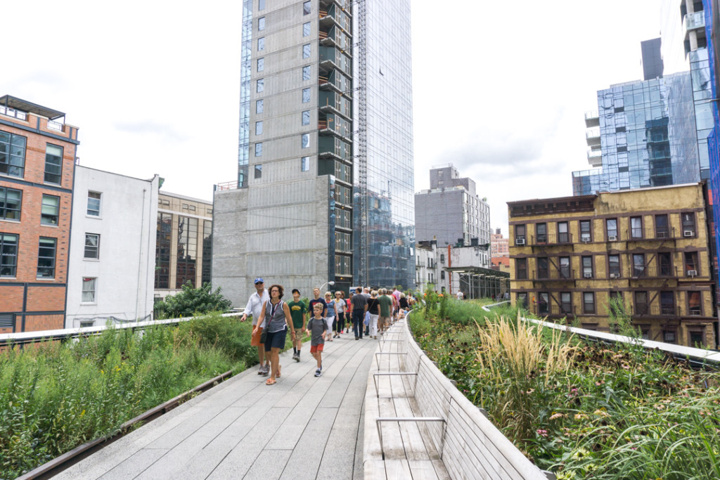 Highline - Voyage à NYC