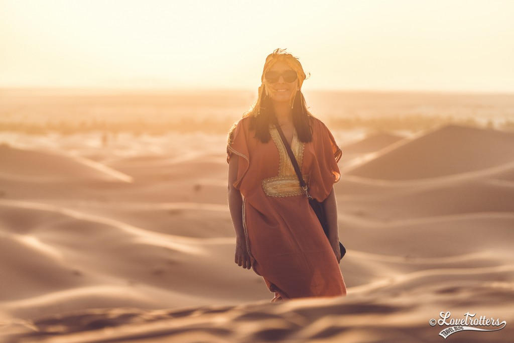 Merzouga, désert du Sahara par Lovetrotters