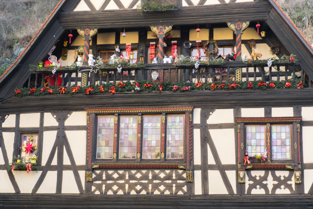 Maison à colombages - Kaysersberg - Alsace, France