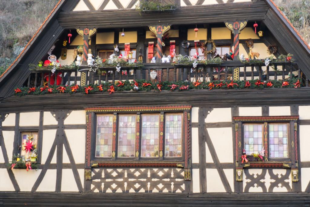 Maison à colombages - Kaysersberg - Alsace, France