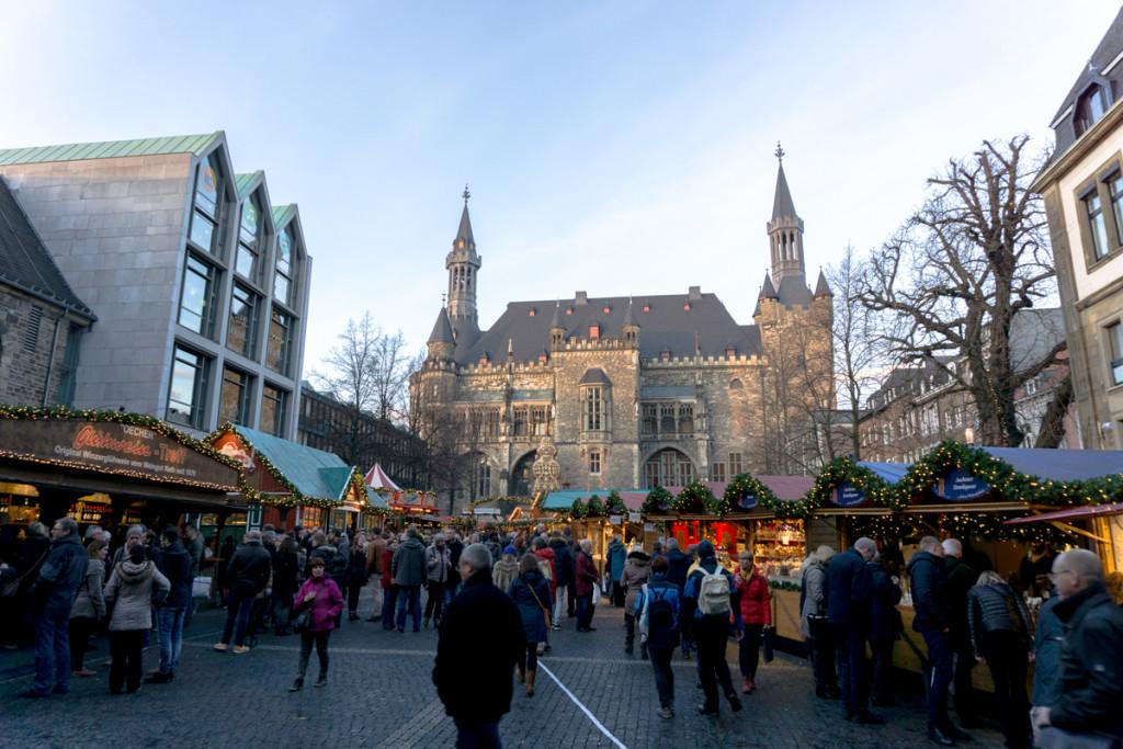 Marché de Noël Aachener Weinachtsmarkt - Allemagne