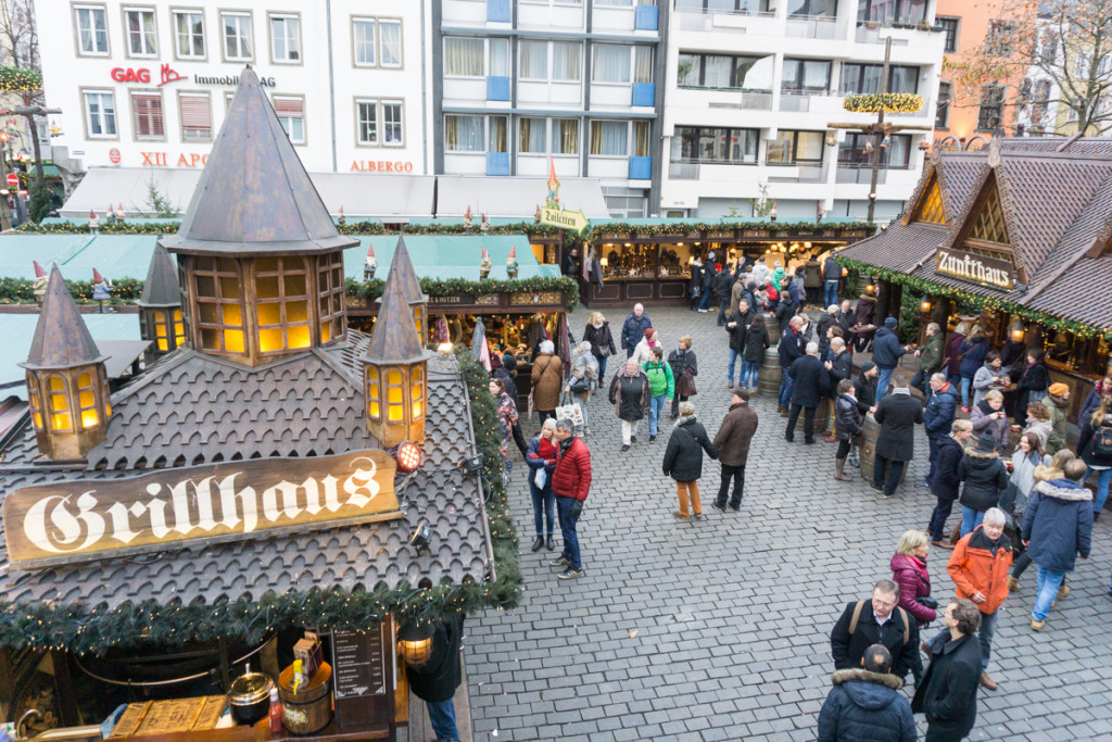 Marché de Noël Kölner Altstadt - Heimat der Heinzel, Cologne