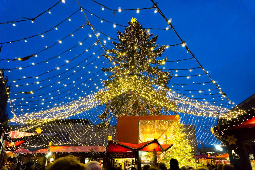 Marché de Noël allemand - Kölner Dom - Cathédrale de Cologne