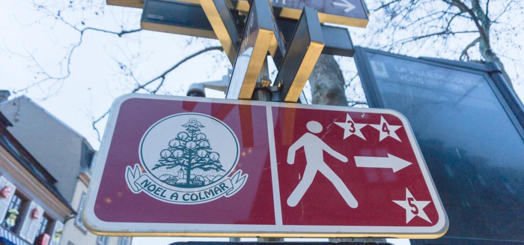 Affiche des Marchés de Noël de Colmar
