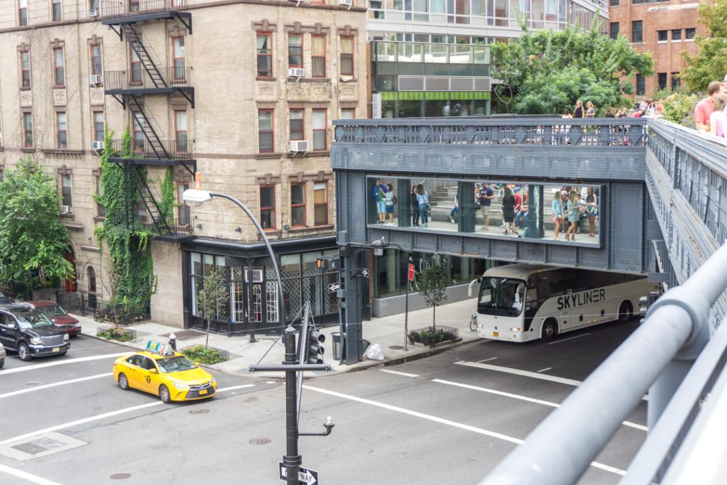 Observation New York