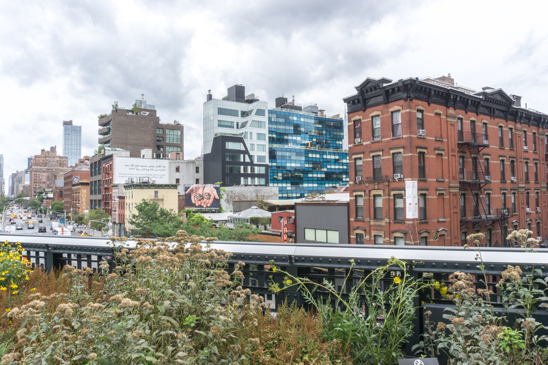 Panorama Skyline de la Highline