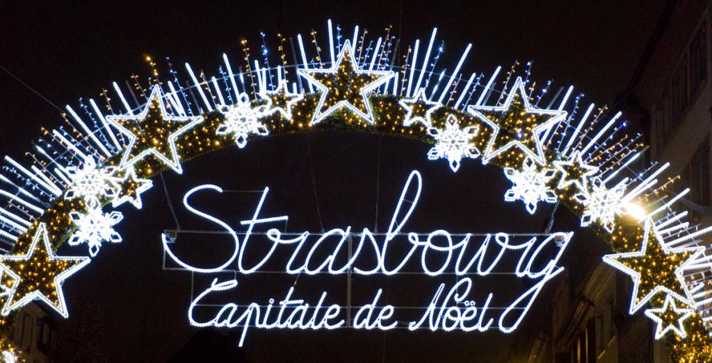 Strasbourg, Capitale de Noël en France