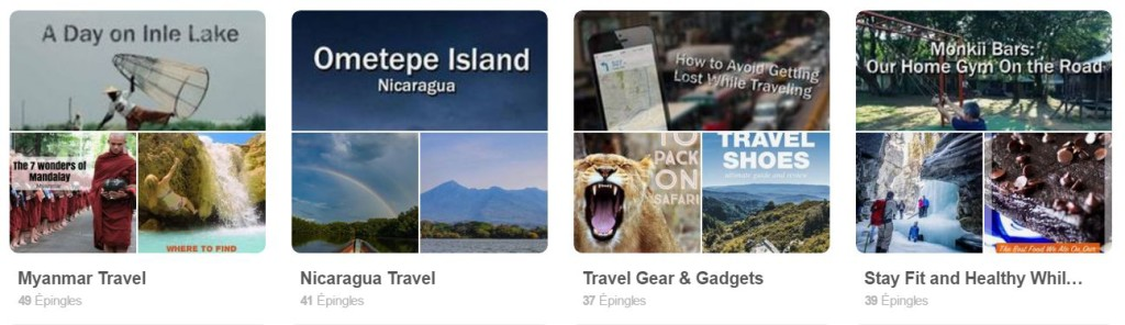 Travel Life Experiences sur Pinterest