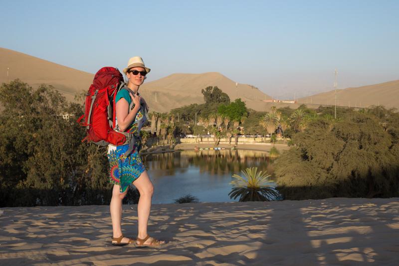 Amandine d'Un sac sur le dos voyager au féminin