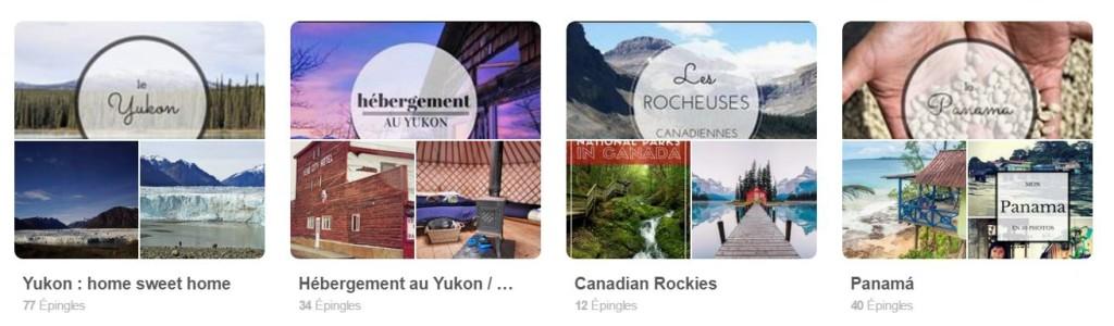 La Yukonnaise sur Pinterest
