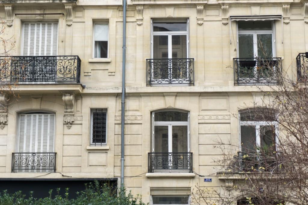 Appartements parisiens typiques de Saint-Germain-des-Prés