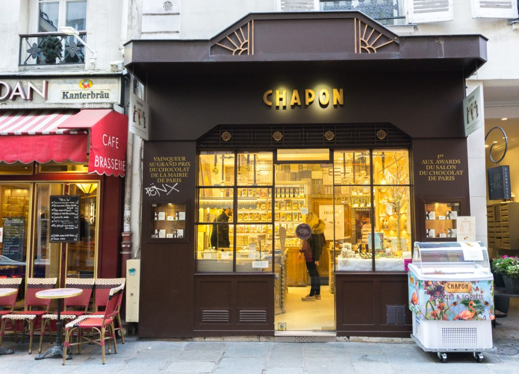 Chapon Chocolats à Paris, Saint-Germain-des-Prés