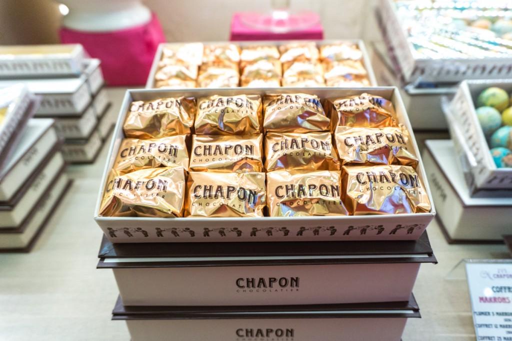Chocolatier Chapon de Paris