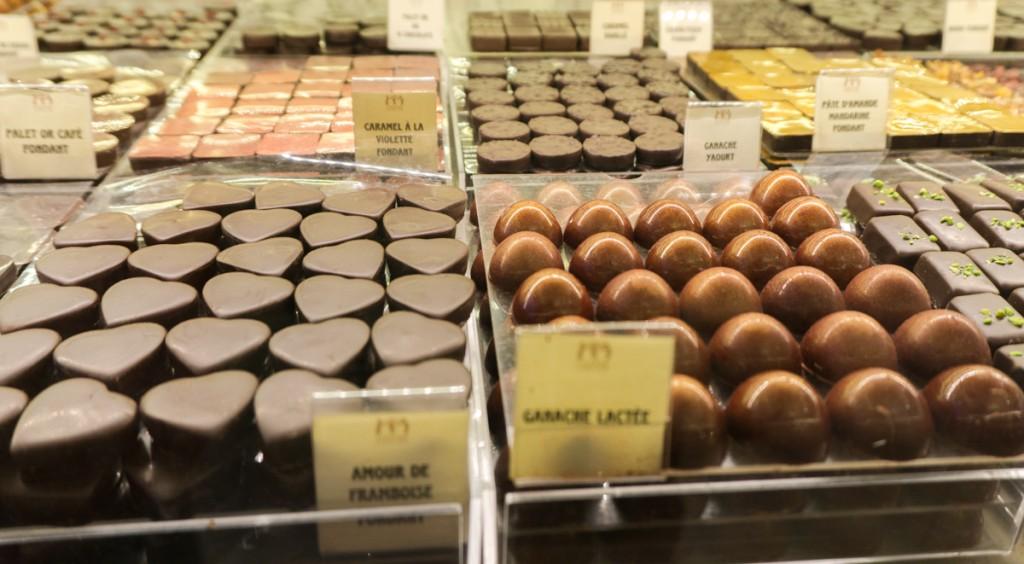 Chocolat Chapon de Paris