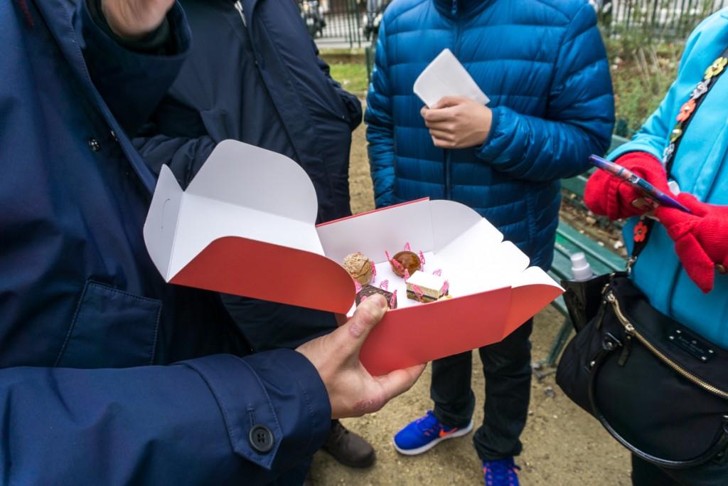 Dégustation de sucreries - Paris - Saint-Germain-des-Prés