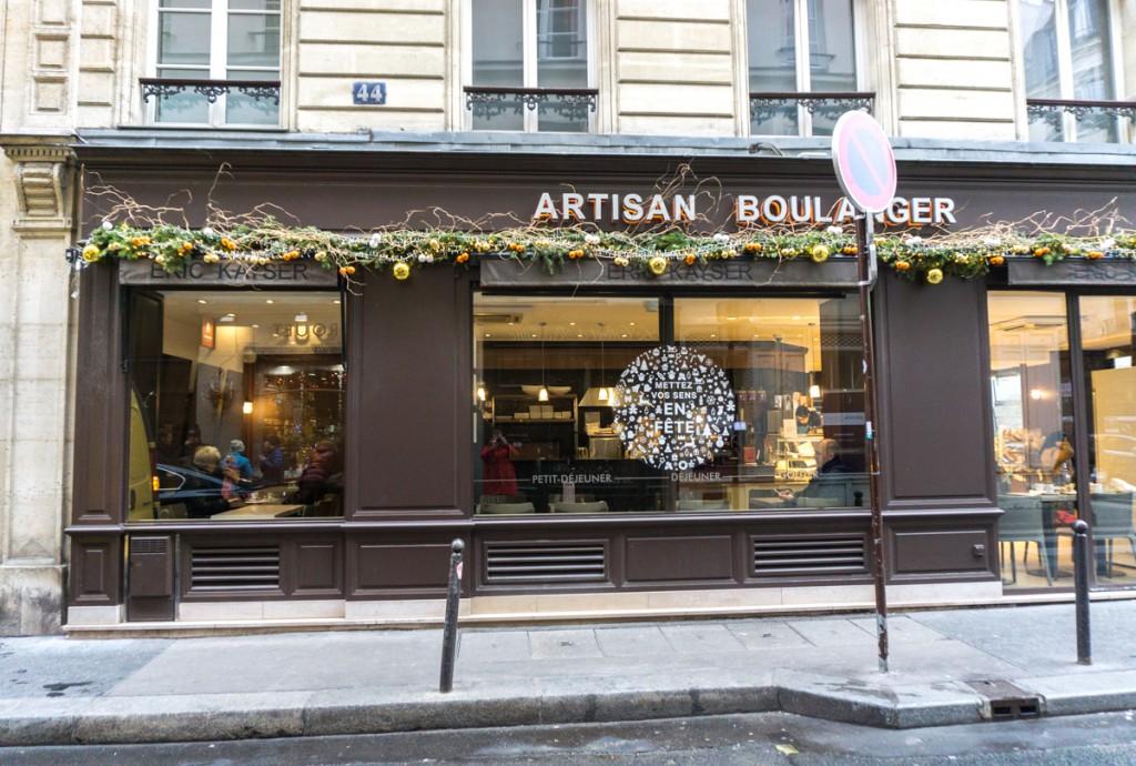 Eric Kayser Artisan Boulanger de Paris St-Germain-des-Prés