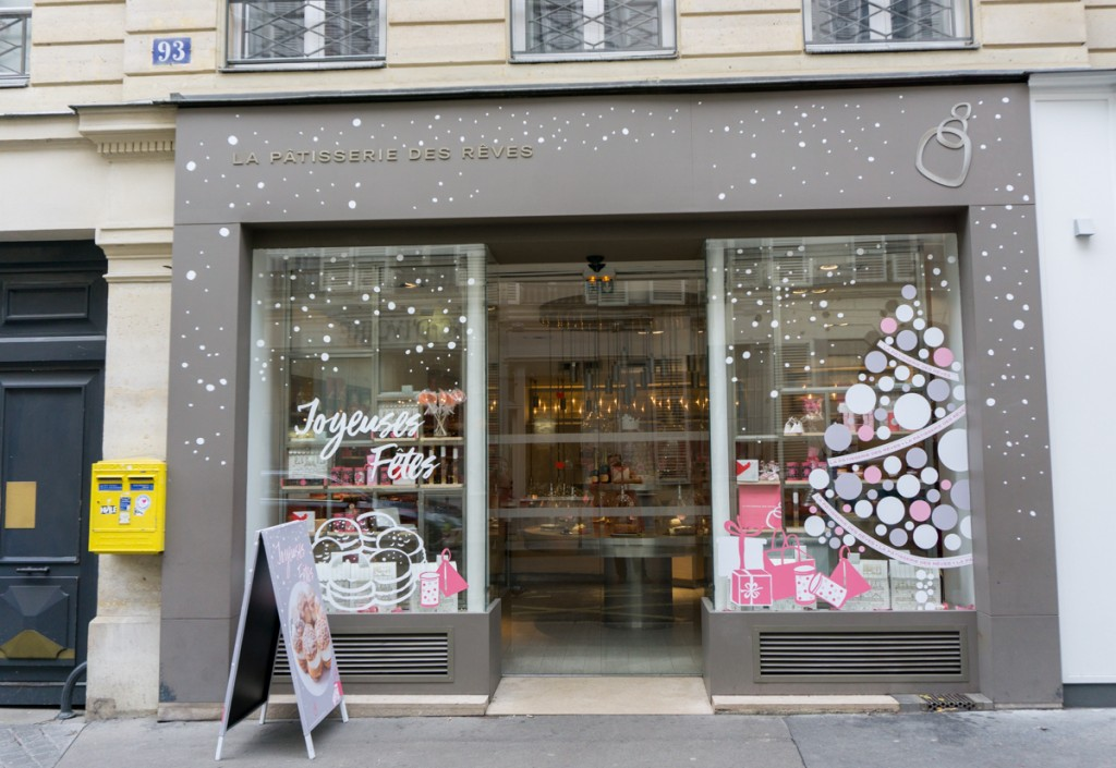 Paris gourmand 5 bonnes adresses gastronomiques dans - La patisserie des reves salon de the ...