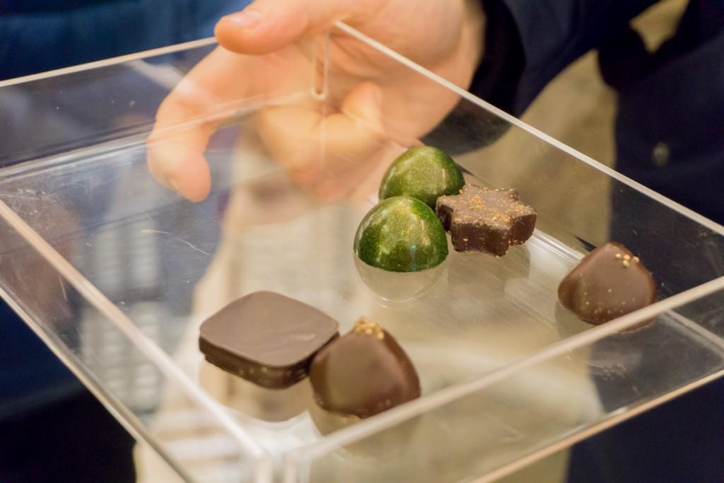 Notre dégustation dans la chocolaterie de Saint-Germain-des-Prés, Paris