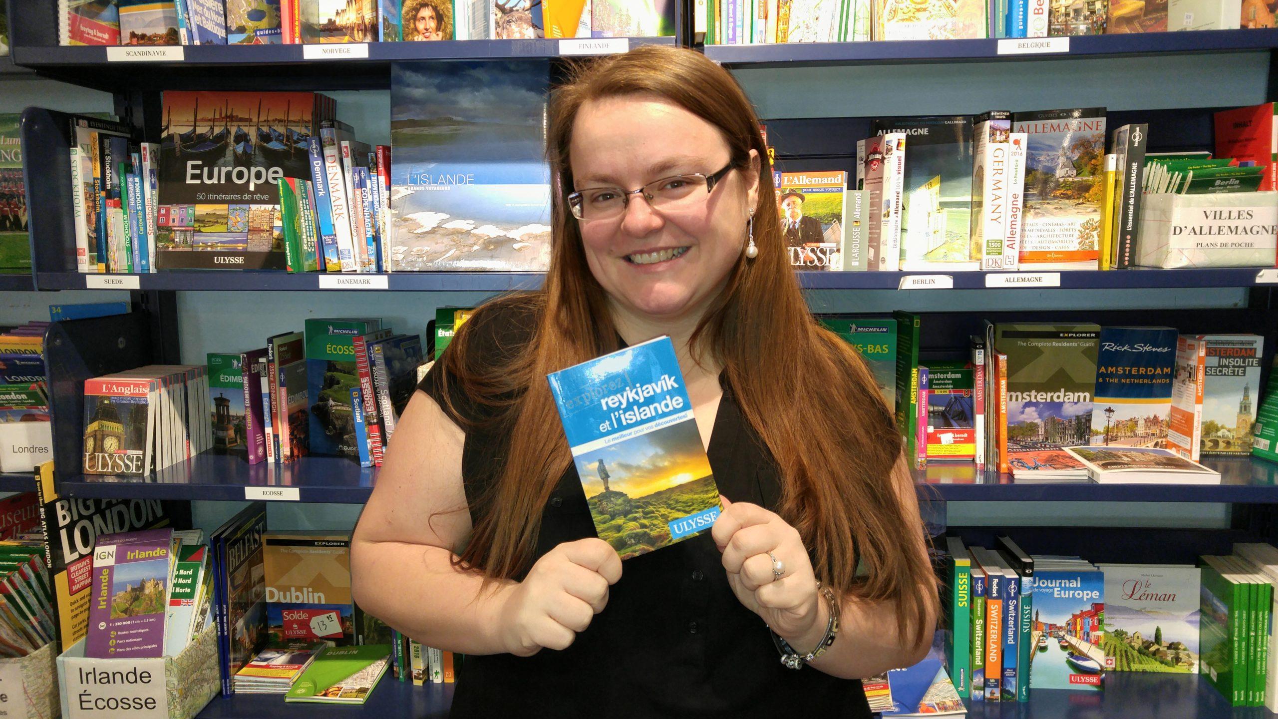 Guide Ulysse Explorez Reykjavik et l'Islande par Jennifer Doré Dallas