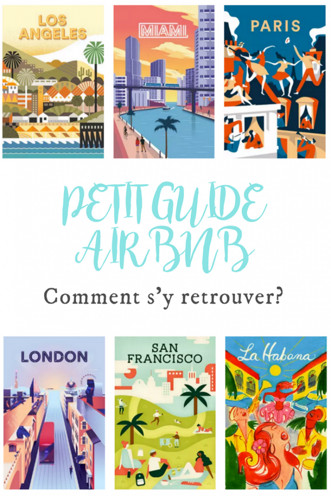 PETIT GUIDE AIRBNB
