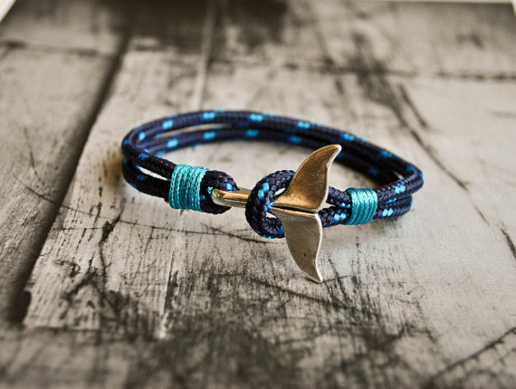 bracelet de queue de Baleine