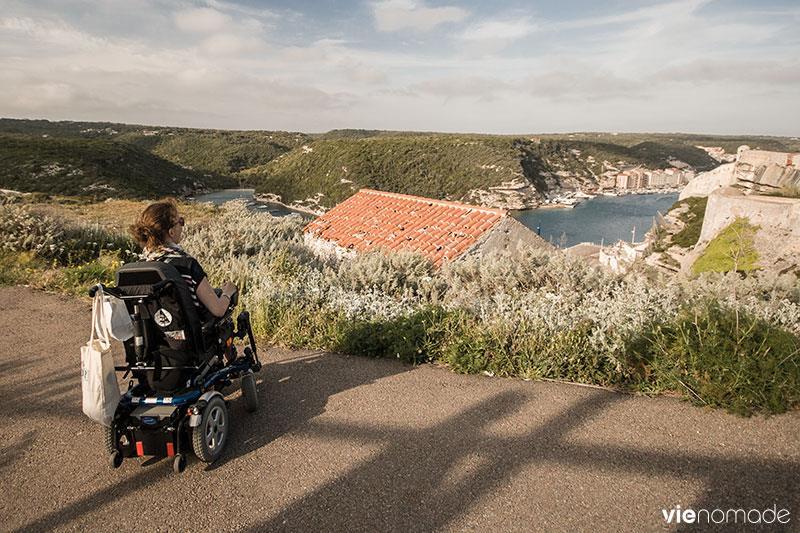 Voyage solo à Bonifacio - Photo de Corinne Stoppelli
