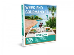 week-end gourmand et spa