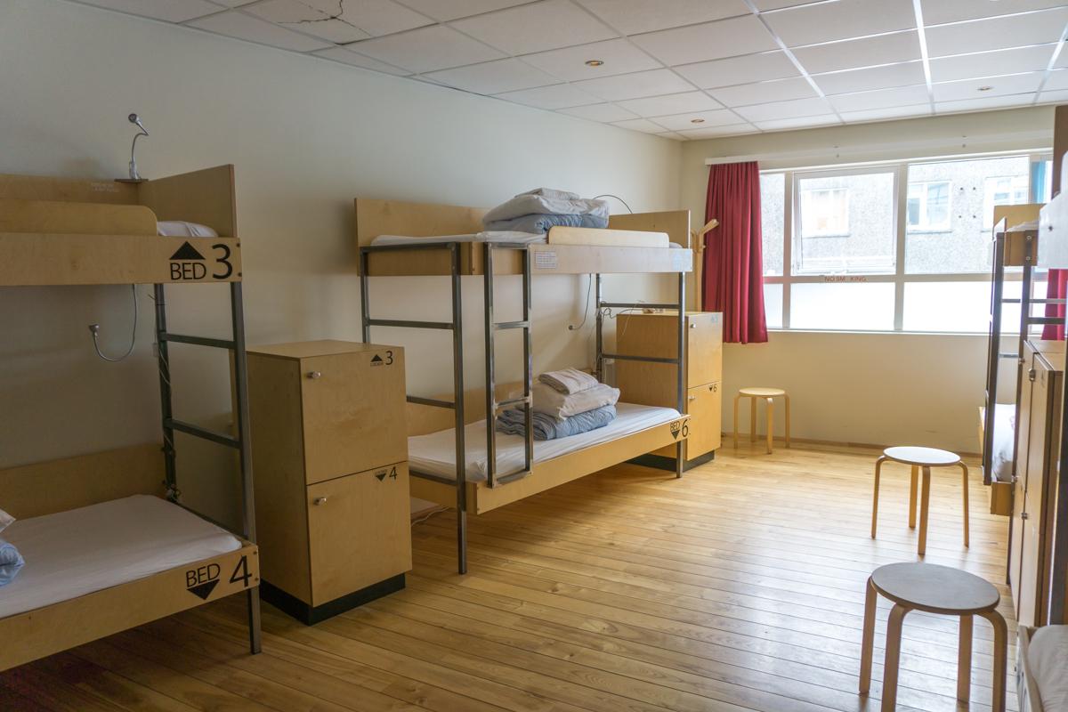 HI Reykjavik City Hostel Islande