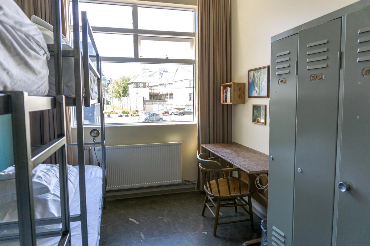 Kex Hostel Reykajvik, auberge de jeunesse où dormir en Islande