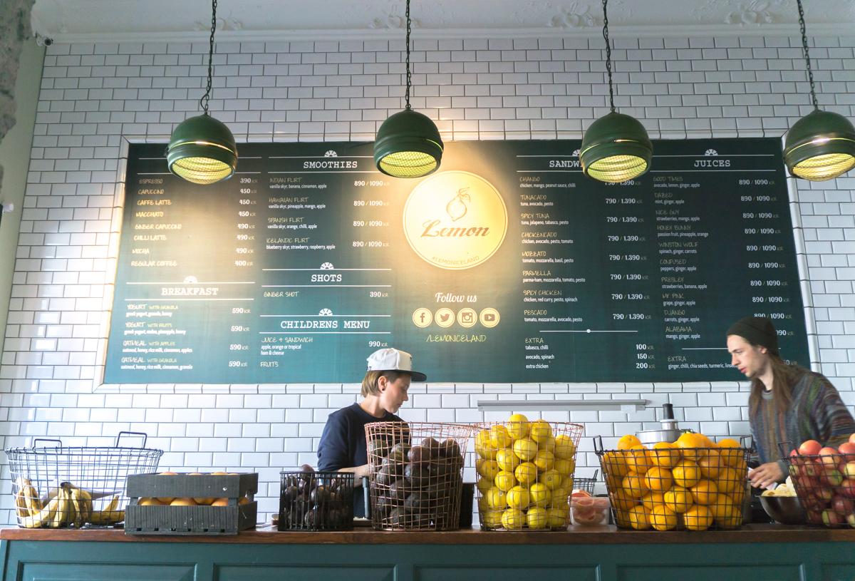Boutique de jus frais Lemon
