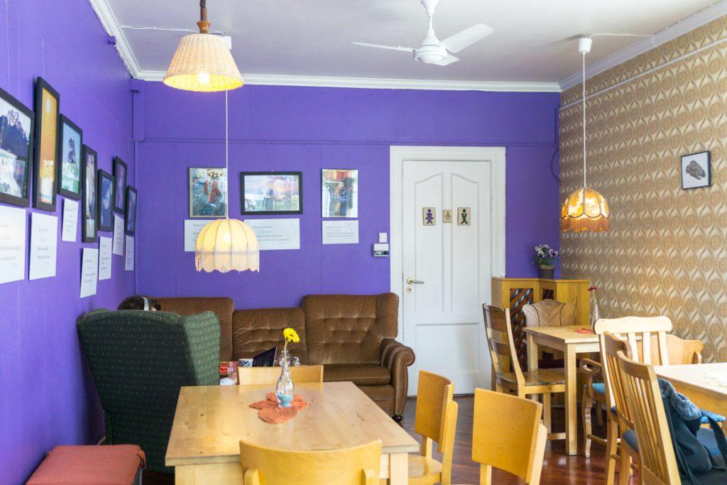 Un des meilleurs cafés de Reykjavik, C is for Cookie