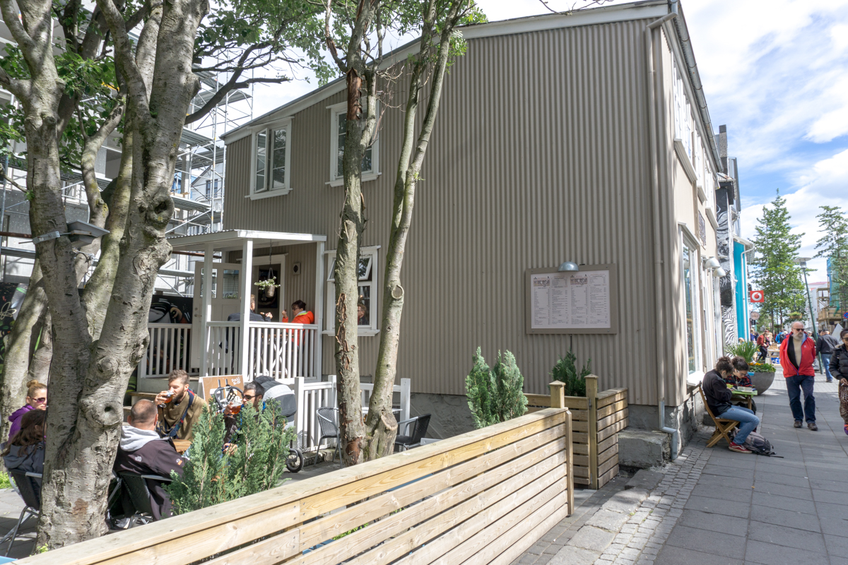 Où manger en Islande? Kaffibrennslan