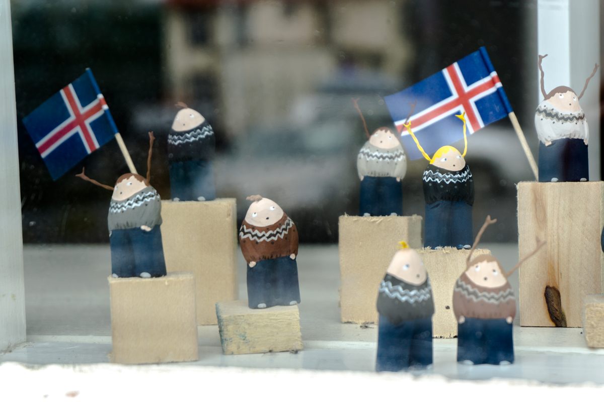 Personnages islandais - Bonnes adresses à Reykjavik