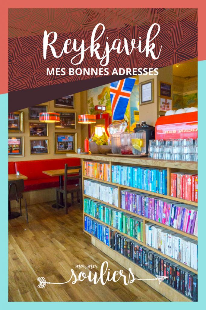 Mes bonnes adresses à Reykjavik, Islande