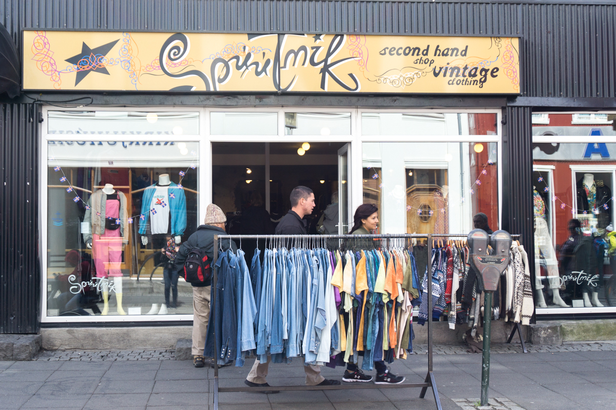 Spuutnik - friperie à Reykjavik_Islande