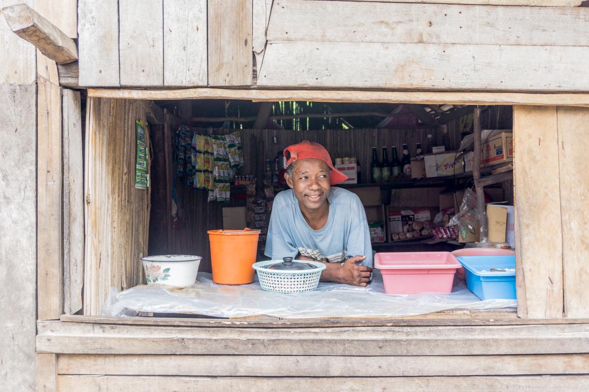 Rencontre villageoise à Vohibola