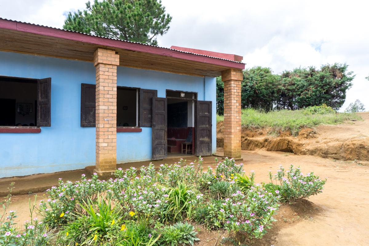 Ecole d'Anjozorobe à Madagascar