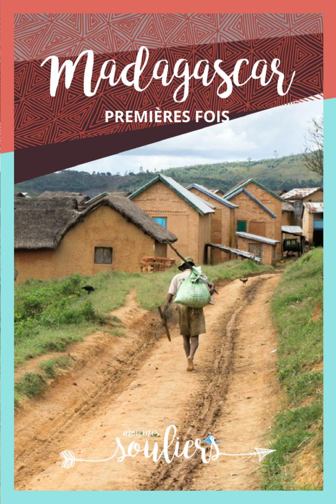 Premières fois à Madagascar en voyage - Pinterest