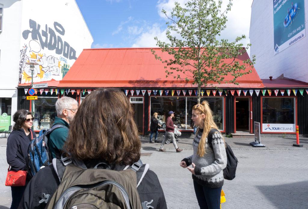 Food tour de Reykjavik - Visite gourmande