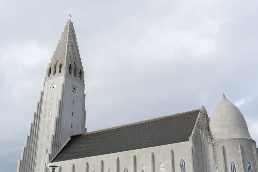 Hallgrimskirkja de Reykajvik