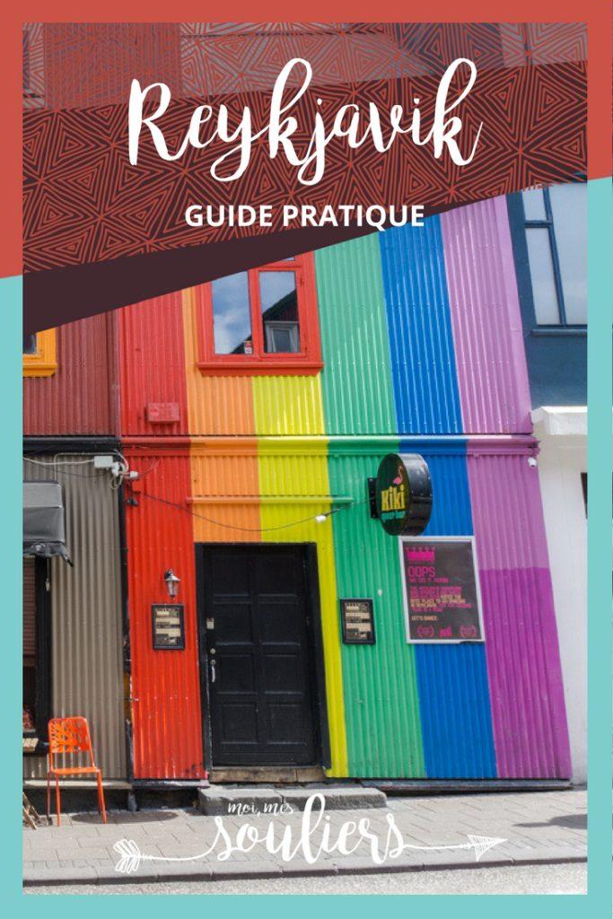 Petit guide de Reykjavik en Islande