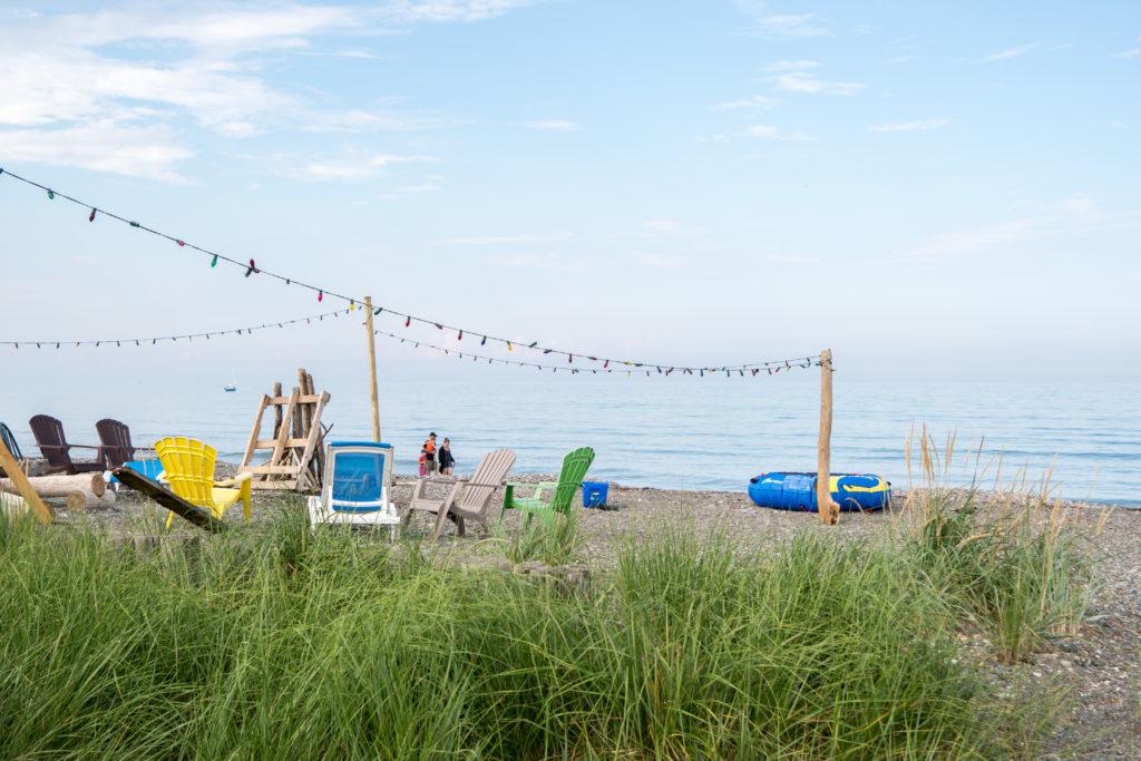Quoi faire au Nouveau-Brunswick - Beresford et sa plage