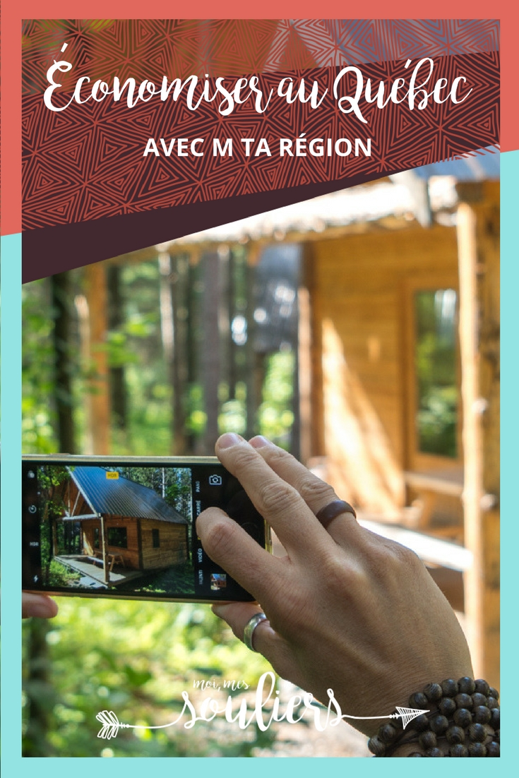 Économiser au Québec avec la carte M ta Région