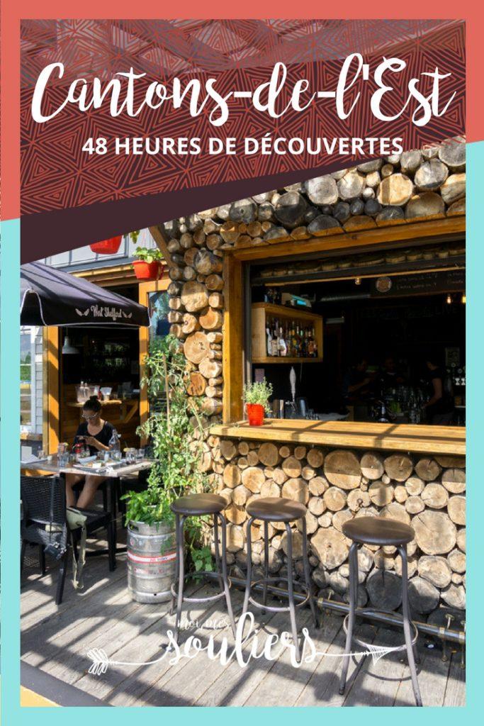 48 heures dans les Cantons-de-l'Est - Estrie, Québec
