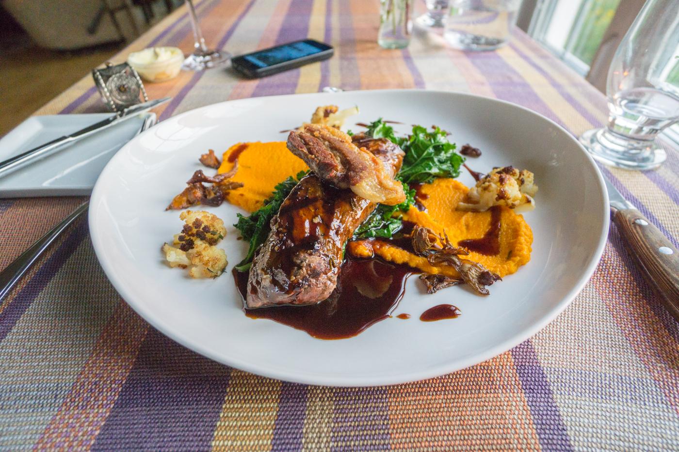 Auberge Haut Bois Dormant - Restaurant