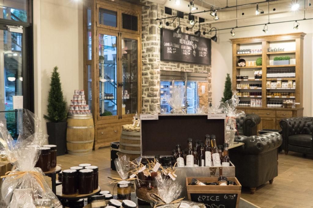 Boutique du VIgnoble du Ruisseau - Route des vinsBoutique du VIgnoble du Ruisseau - Route des vins